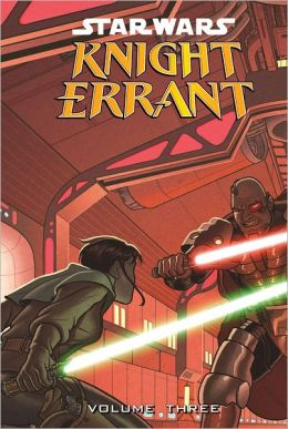 Star Wars Knight Errant: Aflame #3