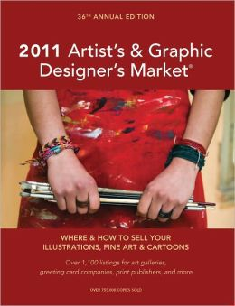 2011 Artist's & Graphic Designer's Market (PagePerfect NOOK Book)
