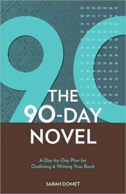 90 Days to Your Novel: A Day-by-Day Plan for Outlining & Writing Your Book (PagePerfect NOOK Book)