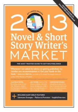 2013 Novel & Short Story Writer's Market