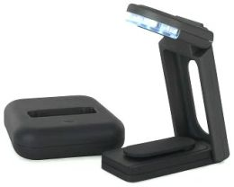 Relight Rechargeable Book Light: Gray/Black