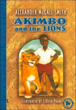 Akimbo and the Lions (Akimbo Series)