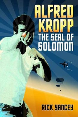 The Seal of Solomon (Alfred Kropp Series #2)