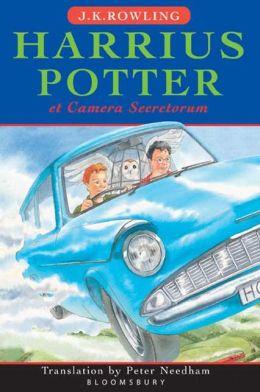 Harrius Potter et camera secretorum (Harry Potter and the Chamber of Secrets)