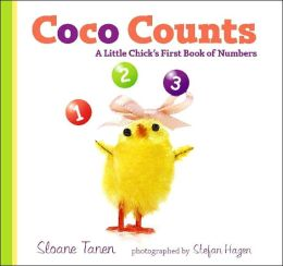 Coco Counts: A Little Chick's First Book of Numbers