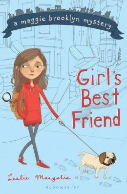 Girl's Best Friend (Maggie Brooklyn Mystery Series #1)