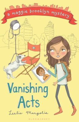 Vanishing Acts (Maggie Brooklyn Mystery Series #2)