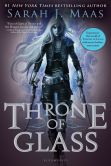 Book Cover Image. Title: Throne of Glass, Author: Sarah J. Maas