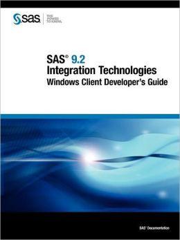 Sas 9.2 Integration Technologies