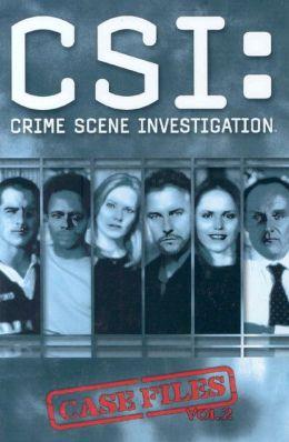 CSI: Crime Scene Investigation: Case Files, Volume 2