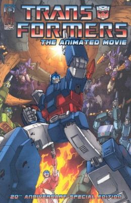 Transformers: Animated Movie Adaptation