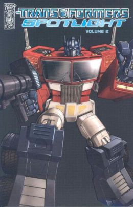 Transformers Spotlight, Volume 2