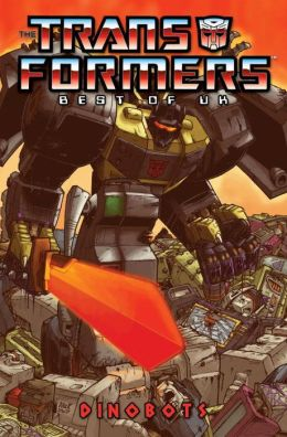 Transformers: Best of the UK: Dinobots