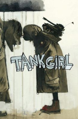 Tank Girl: Visions of Booga