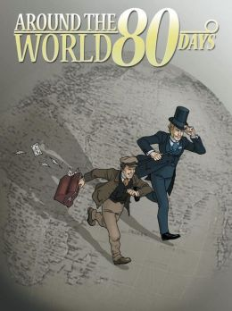 Around the World in 80 Days (IDW Edition)
