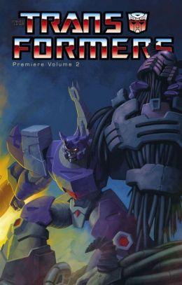 Transformers: Premiere Edition, Volume 2