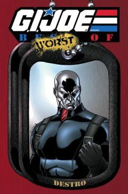G.I. JOE: The Best of Destro