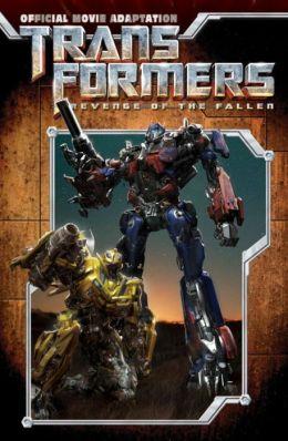 Transformers: Revenge of the Fallen Movie Adaptation