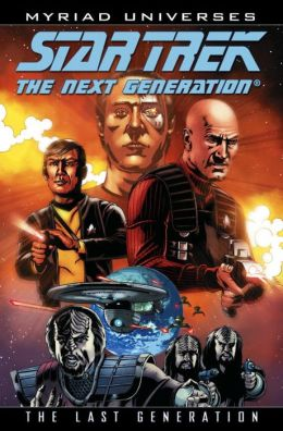 Star Trek: The Next Generation: The Last Generation