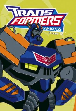 Transformers Animated, Volume 12