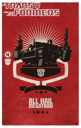 Transformers: All Hail Megatron, Volume 4