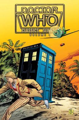 Doctor Who Classics, Volume 5