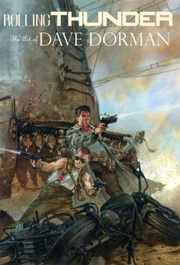 Rolling Thunder: The Art of Dave Dorman