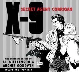 X-9: Secret Agent Corrigan, Volume 1