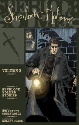 Sherlock Holmes, Volume 3 (IDW Edition)