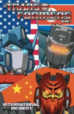 Transformers, Volume 2: International Incident