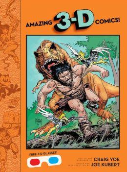 Amazing 3-D Comics