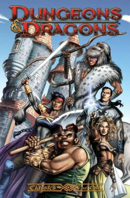 Dungeons and Dragons Classics, Volume 1