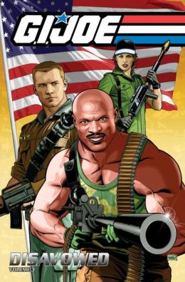 G.I. Joe: Disavowed, Volume 3