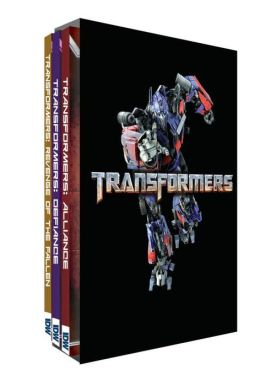 Transformers Movie Slipcase Collection, Volume 2