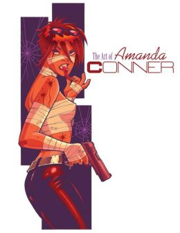 Art of Amanda Conner