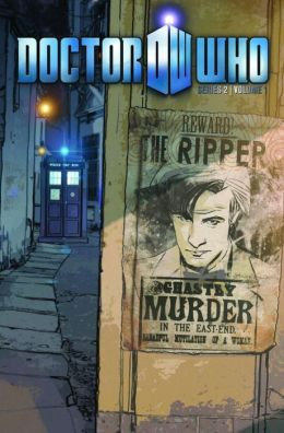 Doctor Who II, Volume 1: The Ripper