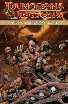 Dungeons & Dragons: Dark Sun: Ianto's Tomb
