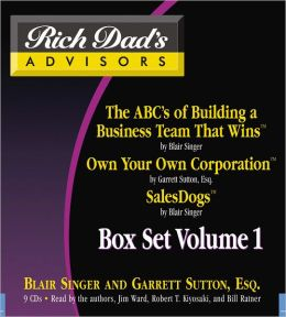 Rich Dad's Advisors Box Set, Volume 1