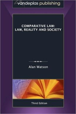 Comparative Law: 3rd. Edition
