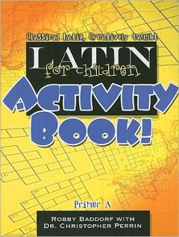 Latin for Children, A Activity Book