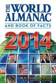 Book Cover Image. Title: World Almanac and Book of Facts 2014, Author: Sarah Janssen