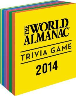 The World Almanac 2014 Trivia Game