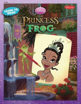 Learn to Draw the Princess and the Frog