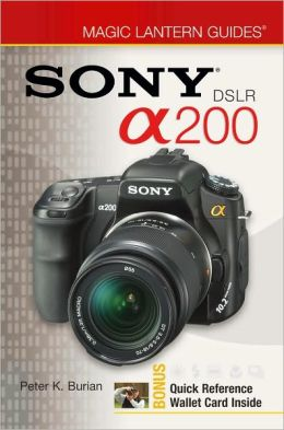 Magic Lantern Guides: Sony DSLR-A200