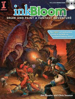 Ink Bloom: Draw and Paint a Fantasy Adventure