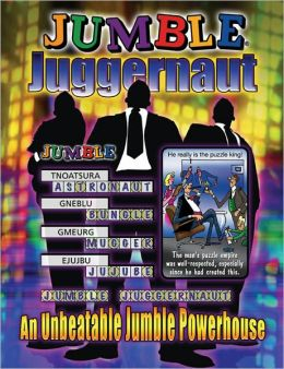 Jumble Juggernaut: An Unbeatable Jumble Powerhouse