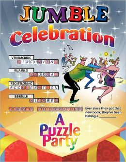Jumble Celebration: A Puzzle Party