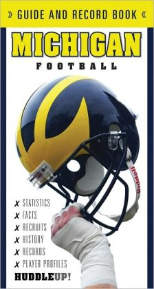 Michigan Football: Guide and Record Book