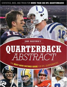 Quarterback Abstract: The Must-Have Ratings Guide for NFL Quarterbacks