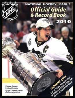 NHL Official Guide and Record Book 2010